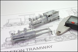 Two bodies of the N-scale Atlas Shay
