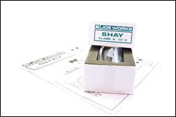 The Joe Works Shay kit