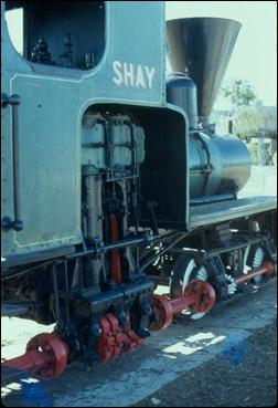 Mapleton Shay S/N 2800