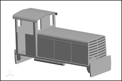 jenbach - 3D model