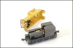 jenbach - bachmann chassis