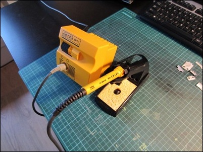 Antex 660TC Soldering Station